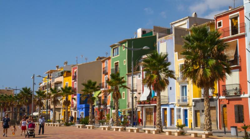 Villajoyosa in Alicante Province