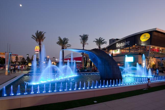 Bonaire Shopping Center in Valencia