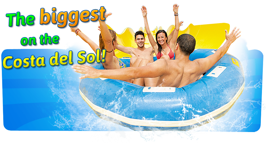 Aquapark Internacional in Torremolinos