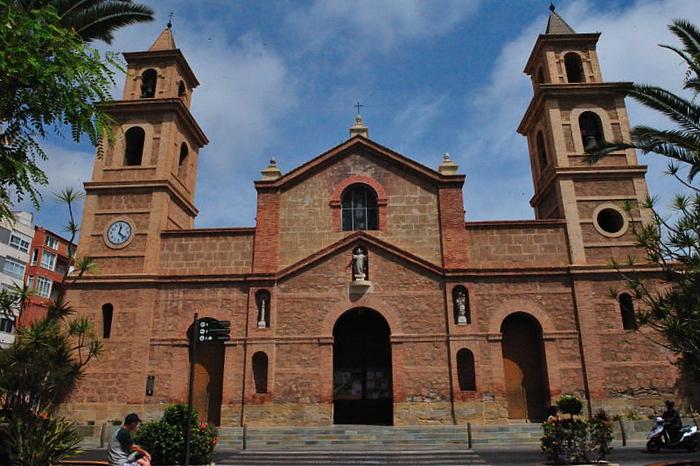 Iglesia Arciprestal de La Inmaculada Concepcion in Torrevieja