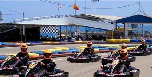 Orihuela Costa Go karts in Torrevieja