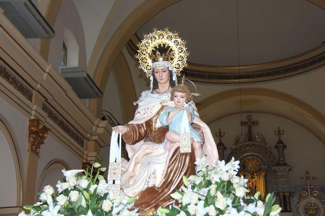 Virgen Carmen in Torrevieja