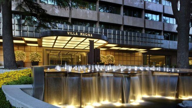 Hotel Villa Magna in Madrid