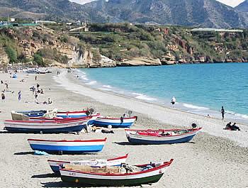 Nerja in Malaga Province