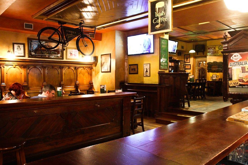O`Neills Irish Pub in Malaga
