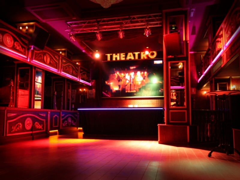 Theatro Club in Malaga