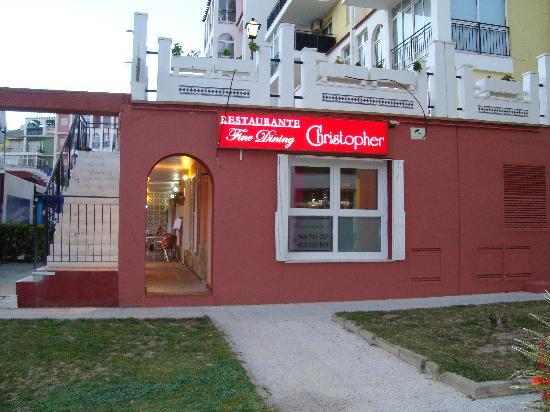 Restaurant Christopher in Torrevieja