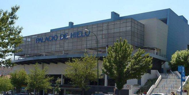 Palacio de Hielo in Madrid