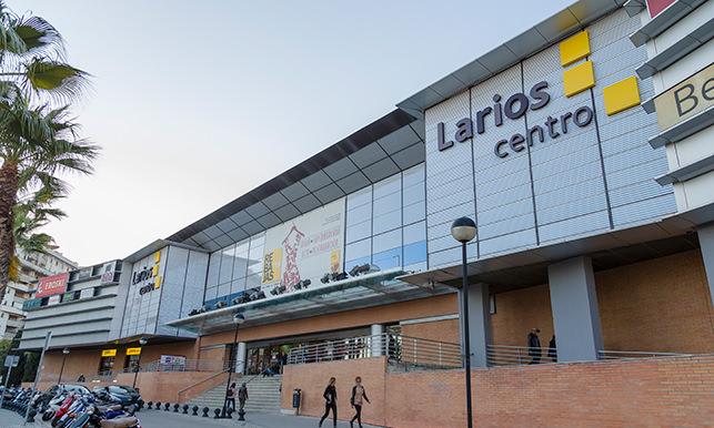 Centre Comercial Larios in Malaga