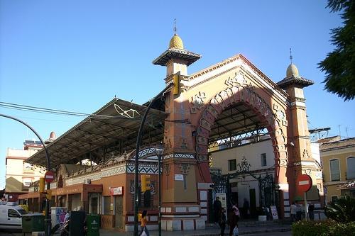 Mercado de Salamanca in Malaga