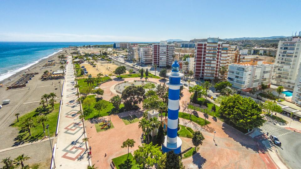 Torre del Mar in Malaga province