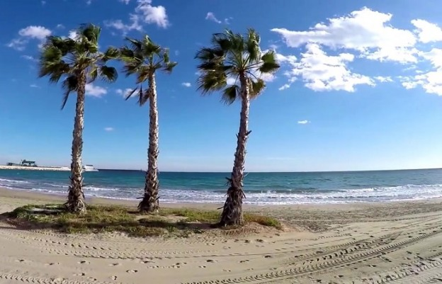 Beaches in Torrevieja