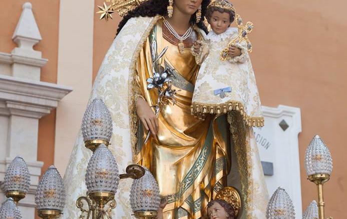 Valencian Virgen Desamparados