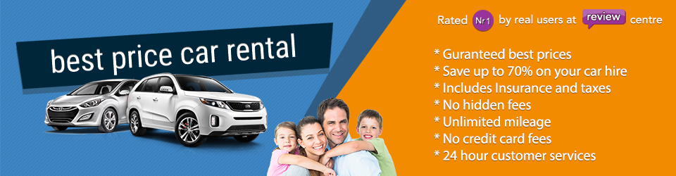 Rent a Car Best Price