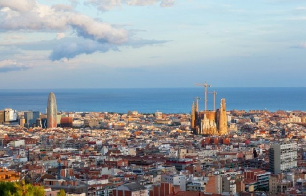Weather and Temperatures in Barcelona