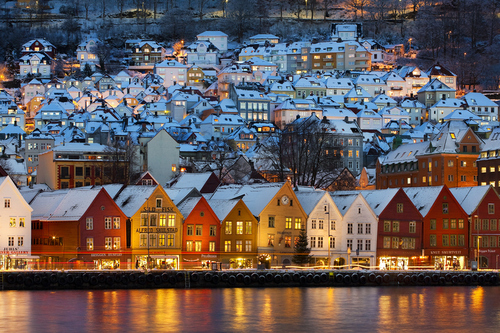 Rental Car Bergen