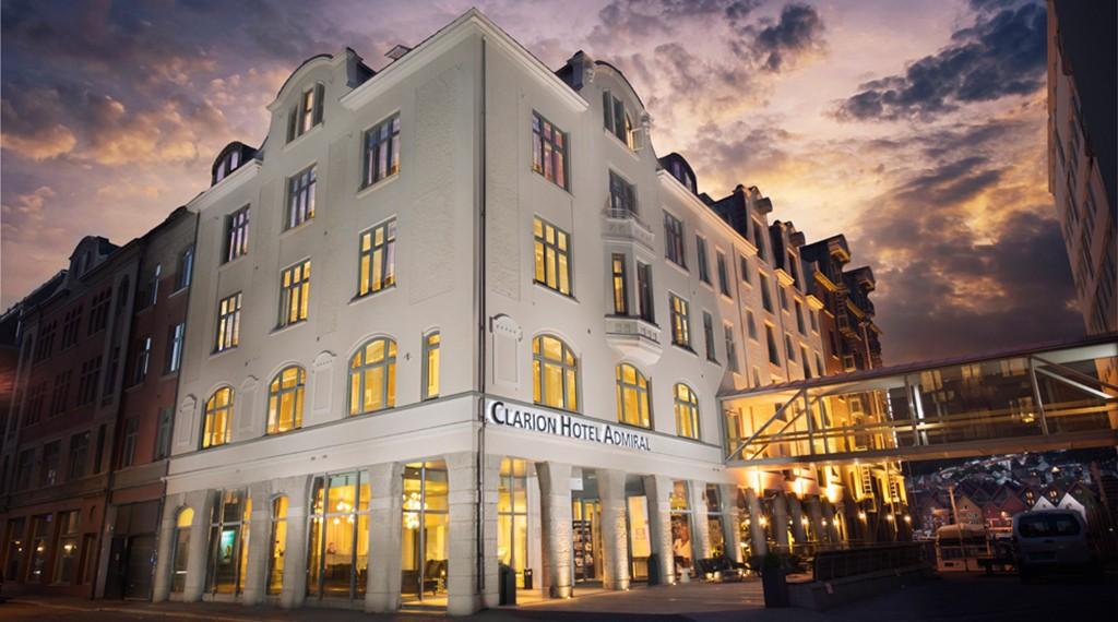 Hotel Clarion Admiral in Bergen
