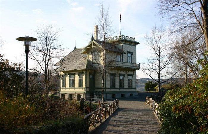Troldhaugen  Museum in Bergen