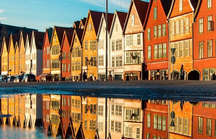 Enhjørningen Restaurant Bergen