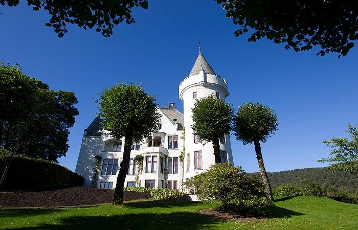 Gamlehaugen Museum in Bergen