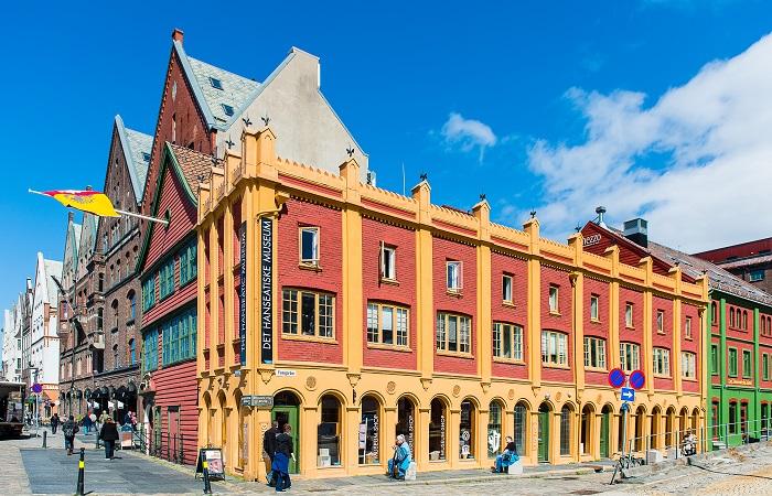 Hanseatic Museum and Schøtstuene in Bergen