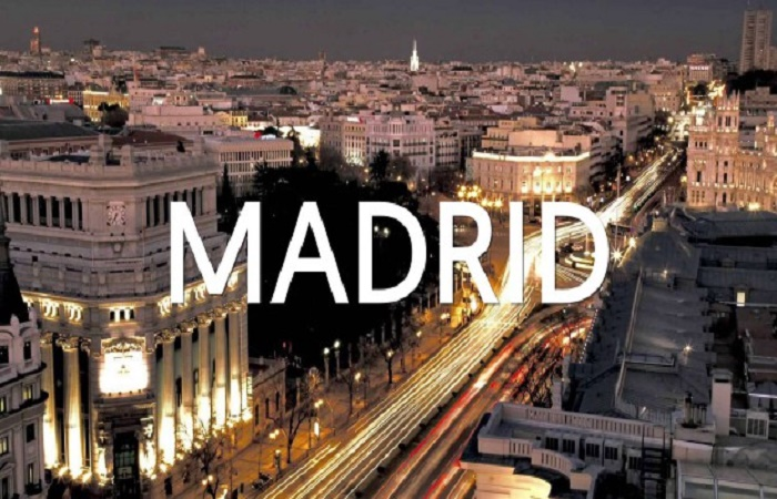 Climate and weather in Madrid