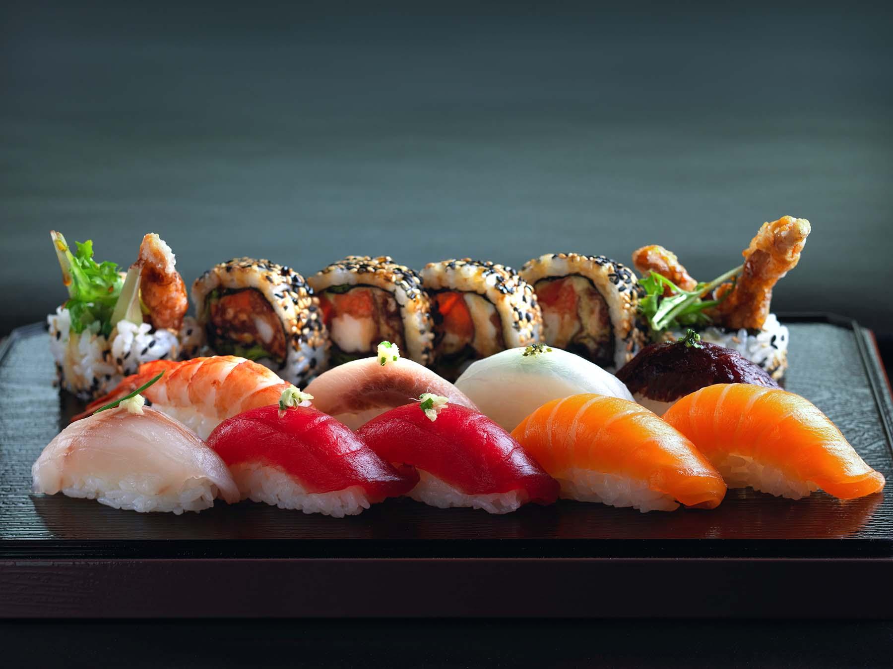 Restaurant Nama Japanese Fusion in Bergen
