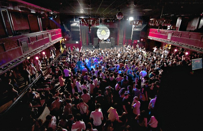 Sala Apolo in Barcelona