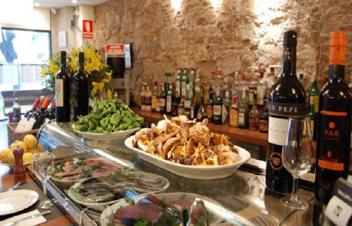 Barcelona restaurants where to eat in barcelona rent a car best price - Restaurant umo barcelona ...