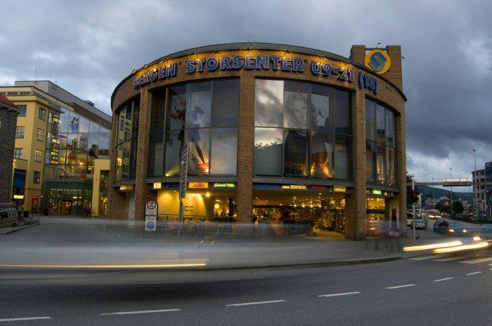Shopping Mall Bergen Storsenter