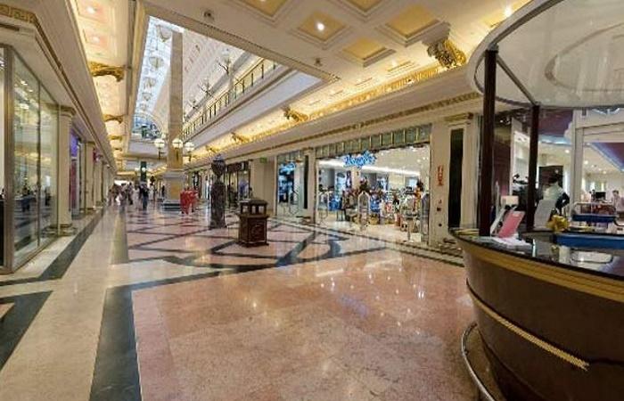 Gran Via 2 shopping center in Barcelona