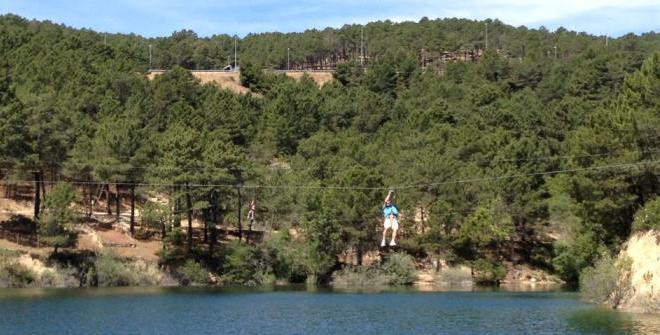Forestal Park in Madrid