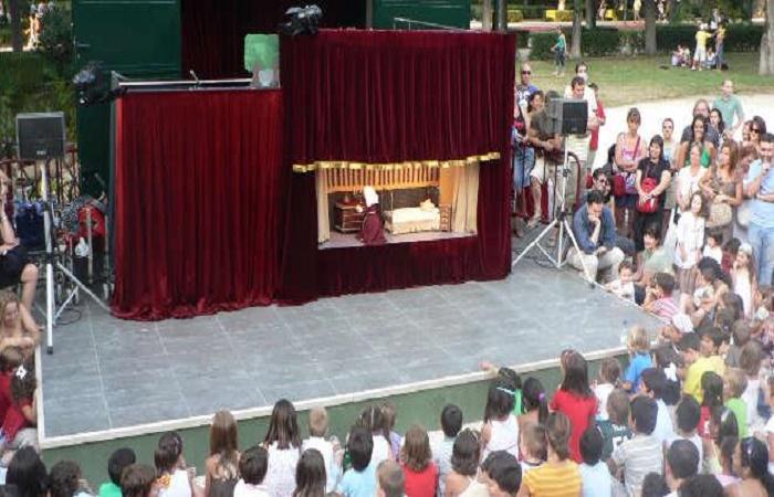 Puppet Theatre in Madrid