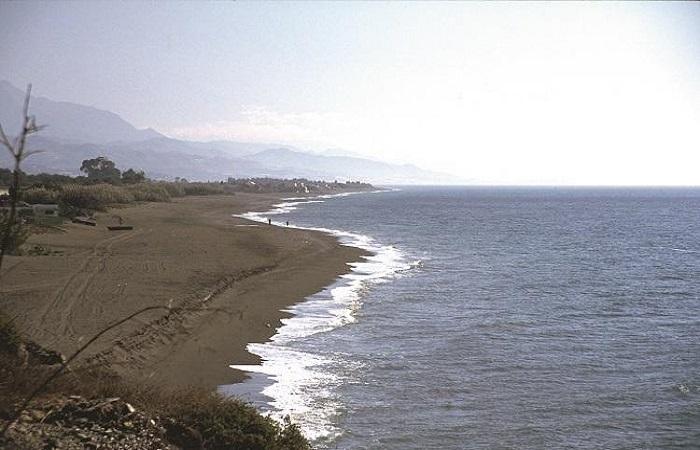 Playa Almayate