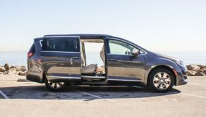 Minivan Car hire in La Manga