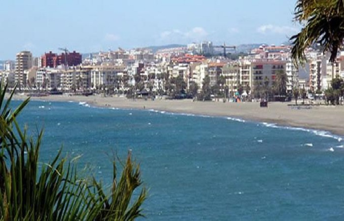 Beach La Rada in Estepona