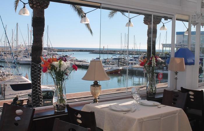 Restaurant Rosatti in Estepona