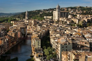 Girona on Costa Brava
