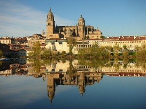 Car hire Salamanca