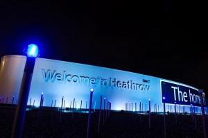 Car Hire London Heathrow Airport