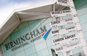 Car Hire Birmingham Airport