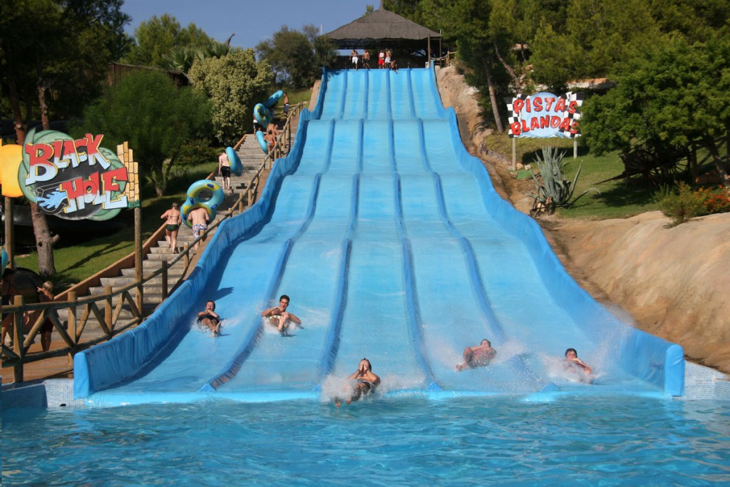 Aqualandia Water Park in Costa Blanca