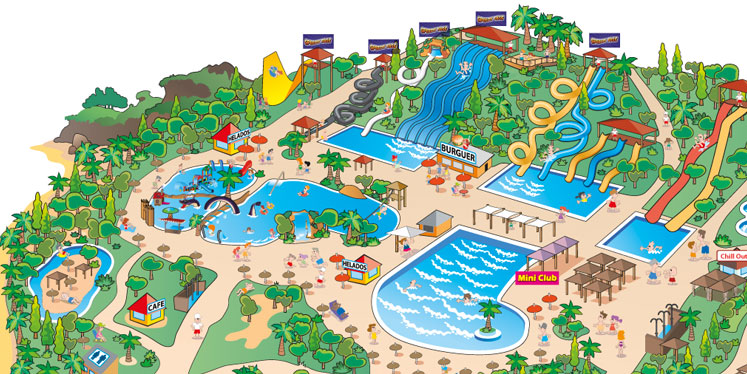 Aquapolis Water Park Costa Blanca