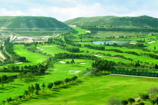 El Plantio Golf Course Alicante