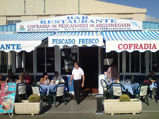 Restaurant Cofradia de Pescadores Gran Canaria