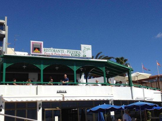 Restaurant Pizzeria Ciao Gran Canaria