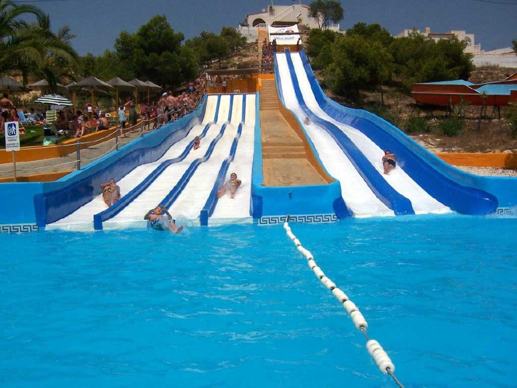 4 Top Water Parks In Costa Blanca Rent A Car Best Price