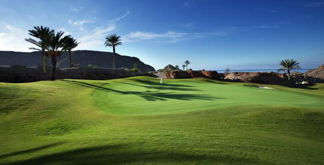 Anfi Tauro Golf Course Gran Canaria