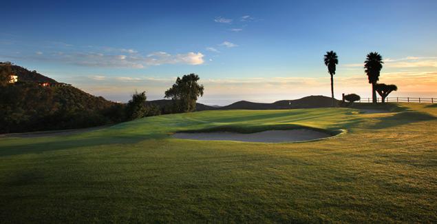 Bandama Golf Course Gran Canaria