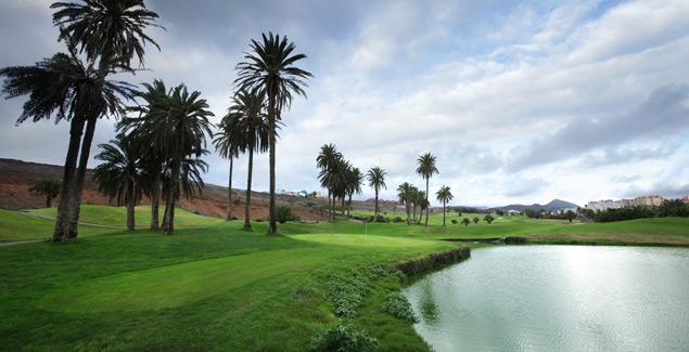 El Cortijo Golf Course Gran Canaria